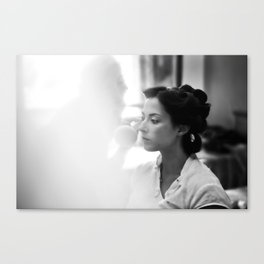 Wedding details Canvas Print