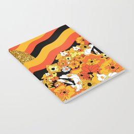 Mr. Sun Notebook
