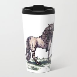 Wolf Princess Travel Mug