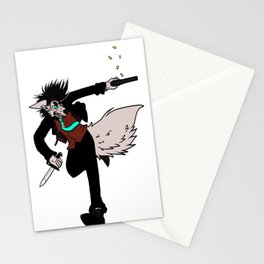 Lobo The Kid Stationery Cards