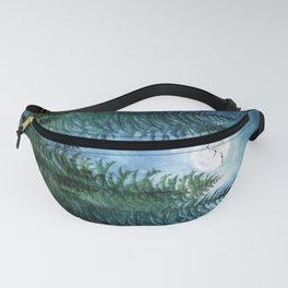 Silent Forest Fanny Pack