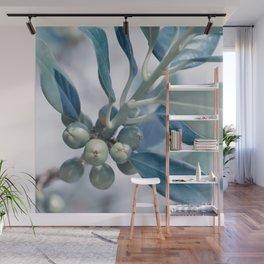 Blue berries 0183 Wall Mural