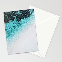 Turquoise Ocean Stationery Cards