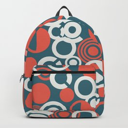Little circles Backpack