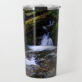 Waterfall #5 Travel Mug