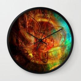 Avaloz Wall Clock