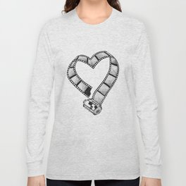 Love of Photography Long Sleeve T-shirt