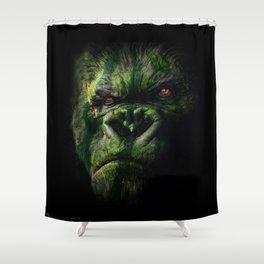 Watermelokong Shower Curtain