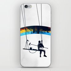 Paint it Black iPhone & iPod Skin
