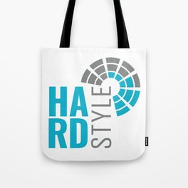 Hardstyle Equalizer   Electro Techno Party Tote Bag