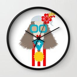 GOLDEN JAZZ Wall Clock