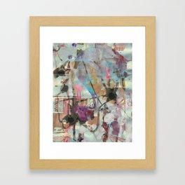 Paradoxical Déjà-Vu Framed Art Print