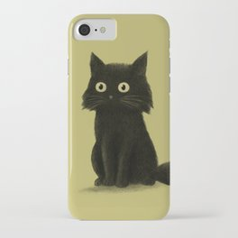 Sitting Cat iPhone Case
