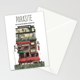 """""""The Parasite"""" Stationery Cards"""