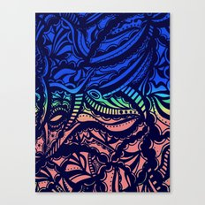 Color Lover  Canvas Print
