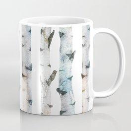 Birch Tree Coffee Mug