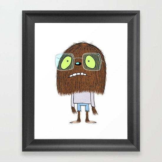 Harrison Framed Art Print