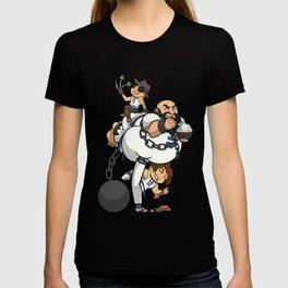 KoF: Korea Justice Team T-shirt