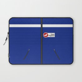 Party Poison Outfit Laptop Sleeve