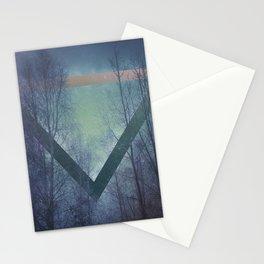 Pagan mornings Stationery Cards