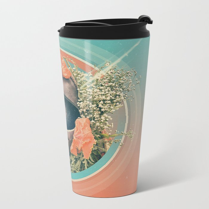 Stardust Riders Metal Travel Mug