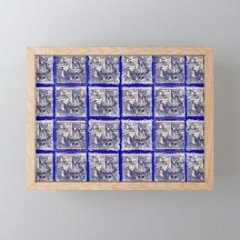 Fado Portuguese Folk Music Art Framed Mini Art Print