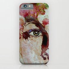 Flower Girl iPhone 6s Slim Case