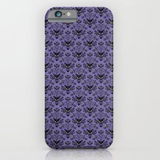 Haunted Mansion Wallpaper iPhone 6 Slim Case