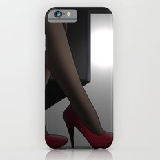 Red Shoes iPhone 6s Slim Case