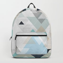Up and down - triangles Backpack