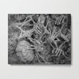 The White Temple - Thailand - 005 Metal Print