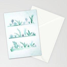 Beach Garden Vignettes Stationery Cards