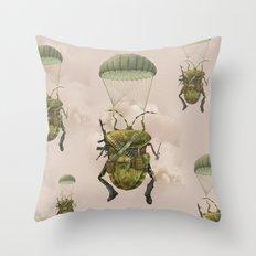 Military Throw Pillow