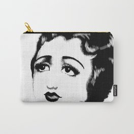 Flapper Chic Carry-All Pouch