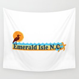 Emerald Isle - North Carolina. Wall Tapestry