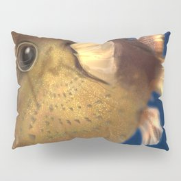 Puffer Fish Pillow Sham