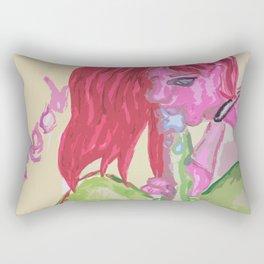 Whats the Mood Rectangular Pillow