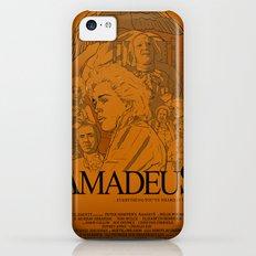 Amadeus iPhone 5c Slim Case