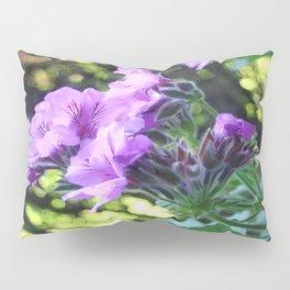 Geraniums Pillow Sham