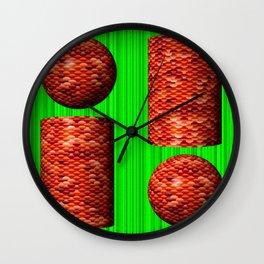 -i- Wall Clock