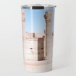 Temple of Dendera, no. 3 Travel Mug