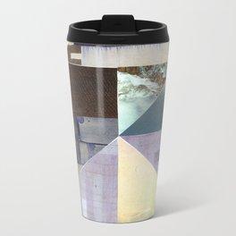 Landscape Collage Metal Travel Mug