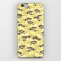 cows iPhone & iPod Skins featuring Cows by Ana Elisa Granziera