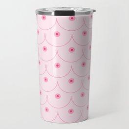 Pinky Nipple Travel Mug
