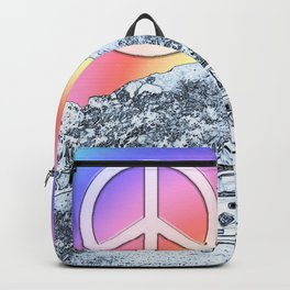 BusLife Peace & Love Backpack