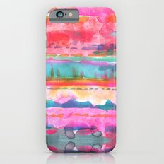 Kiana Stripe iPhone 6s Slim Case