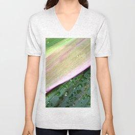 Organic Ombre Unisex V-Neck