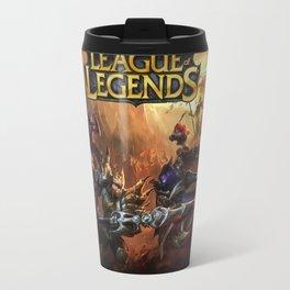 Battle Jungle Travel Mug