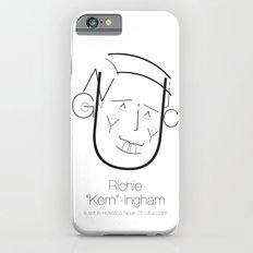 Richie 'Kern'-ingham iPhone 6s Slim Case