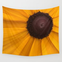Brown Eyed Susan Wall Tapestry